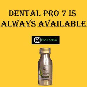 Dental Pro 7 In Stock