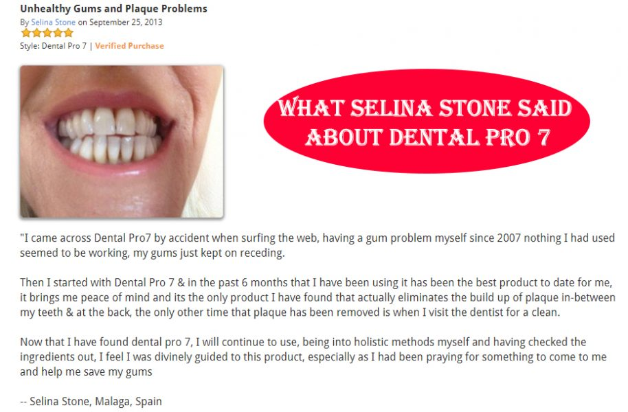 Dental Pro 7 Reviews Mina