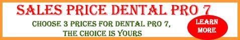 Sales Price Dental Pro 7