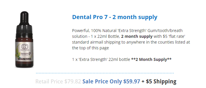 Dental Pro 7 Reviews White Creek