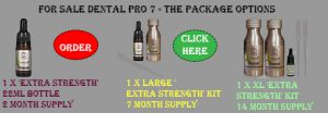 For Sale Dental Pro 7 - The Package Options